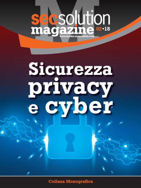 Secsolution Magazine. Sicurezza, privacy e cyber